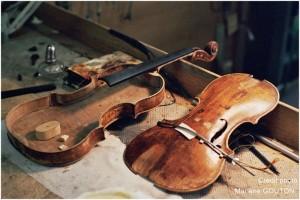 luthier instrument